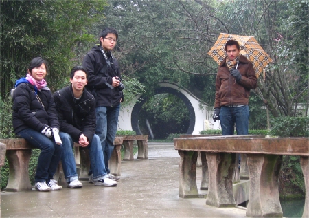 Sichuan travel group